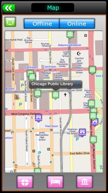 Chicago Offline Travel Guide