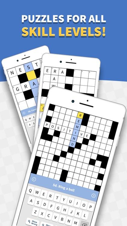 Daily Crossword Challenge screenshot-3