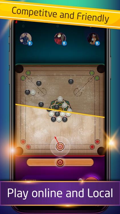 Carrom | كيرم Online pool game screenshot-3