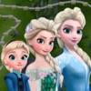 アナと雪の女王: Free Fall iPhone / iPad