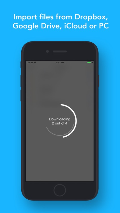 PDF Voice Reader Pro screenshot-3