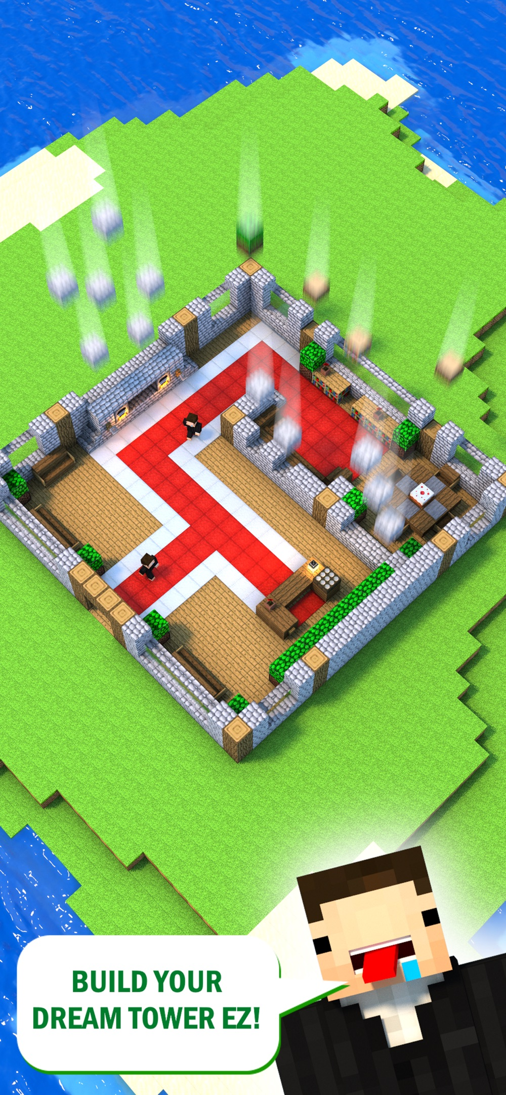 Tower Craft – Idle Block Build Cheat Codes