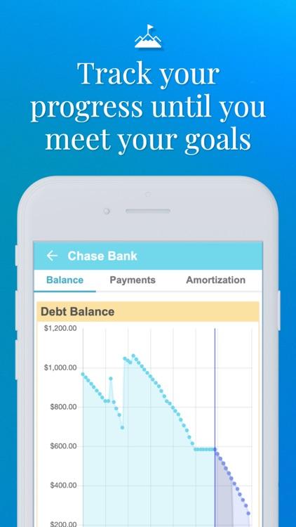 Debt Payoff Planner & Tracker screenshot-7