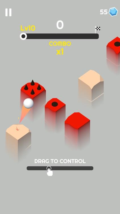 Frisky Ball screenshot-3