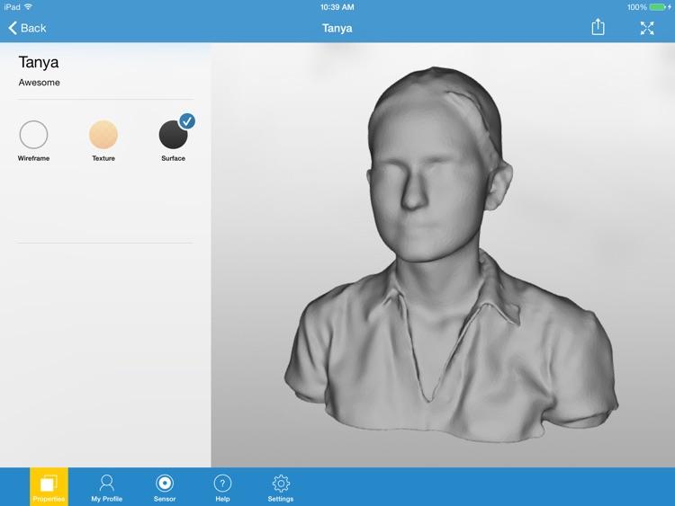 itSeez3D screenshot-3