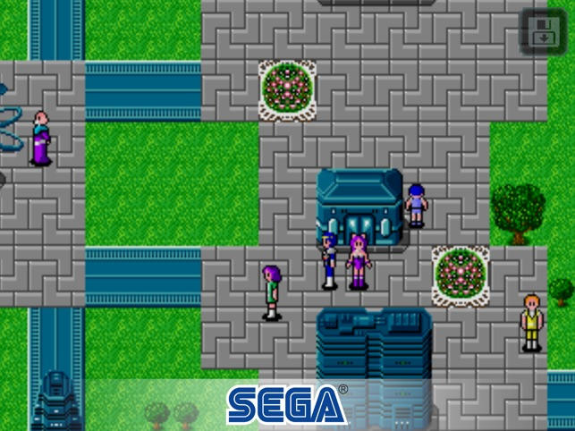 Phantasy Star ™ Classics Screenshot