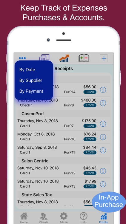 Skincare Pro Business Manager screenshot-7