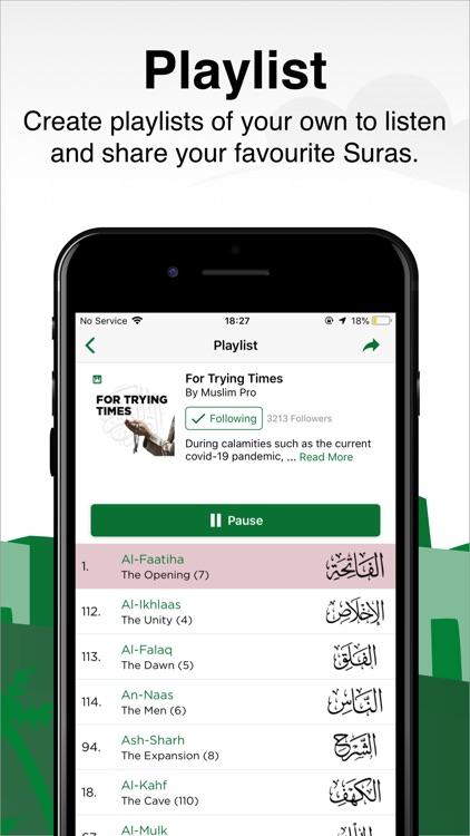 Muslim Pro: Ramadan 2021 screenshot-5