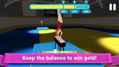 Athletic Gymnast - Sporty Art Screenshot 3