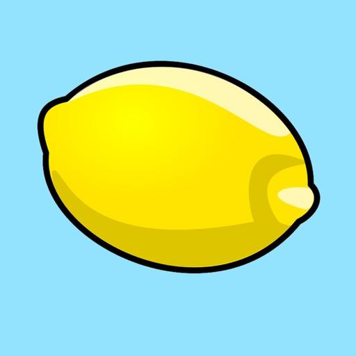 Lemony Lemon Stickers