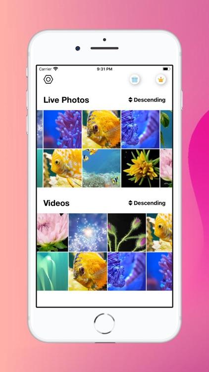Live Photo Converter . screenshot-0