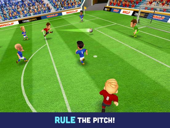 Mini Football - Soccer game iPad app afbeelding 2