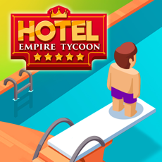 ‎Hotel Empire Tycoon-Juego Idle