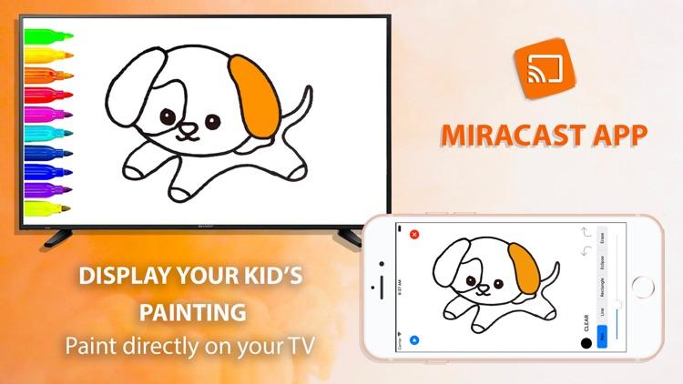 Miracast -Mirror Screen for TV screenshot-3