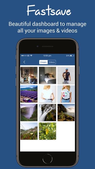 다운로드 Fastsave - Repost photo videos Android 용