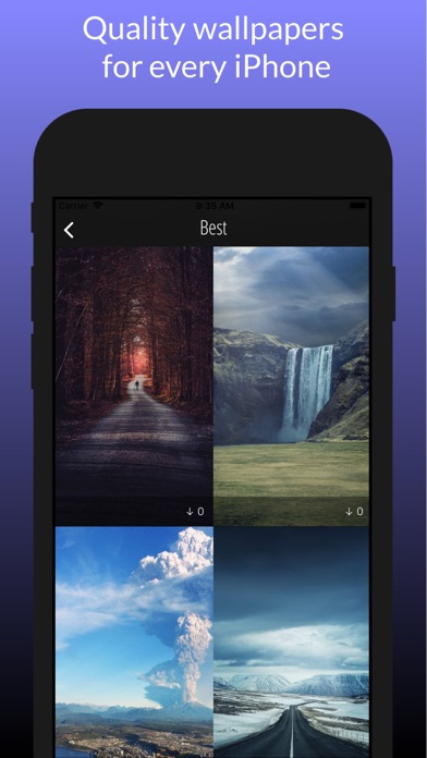 Wallpapers, themes lock screen at AppGhost com