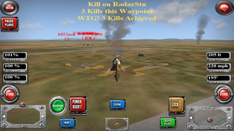 WarBirds Fighter Pilot Academy screenshot-5