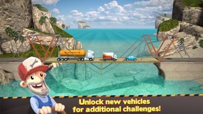 Bridge Constructor screenshot two