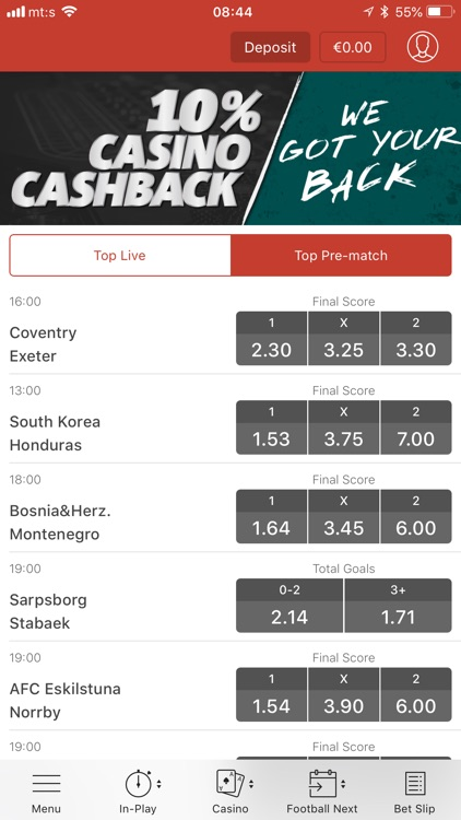 Cashpoint mobile bettingworld tab online betting odds