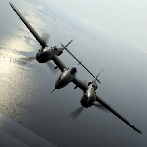 P38 Fighter