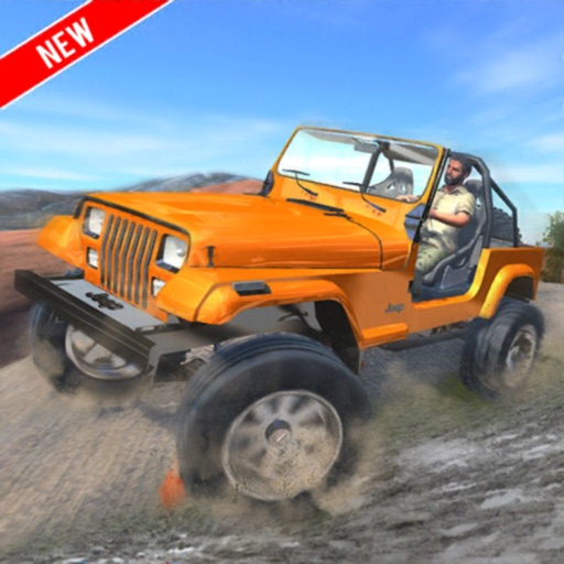 Off Road Jeep Rally iOS App