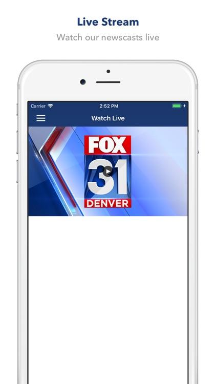 FOX31 KDVR & Channel 2 KWGN screenshot-3