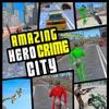 مدهش بطل جريمة مدينة