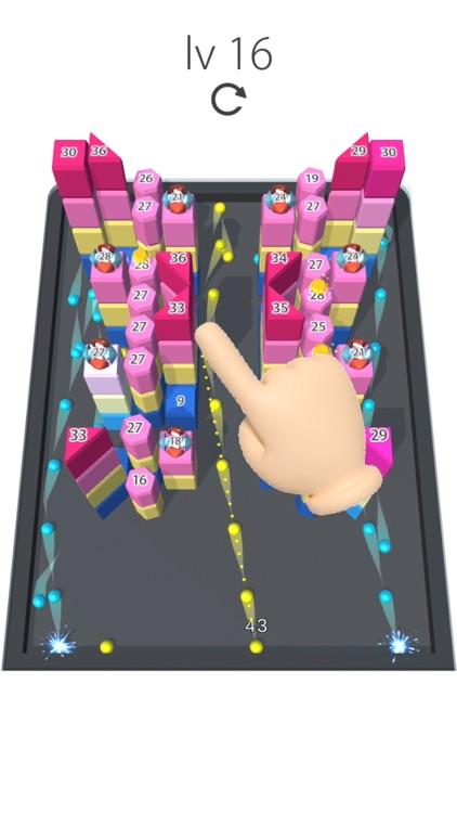 Super Balls - 3D Brick Breaker screenshot-4