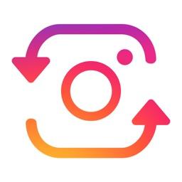 Repost for Instagram ・