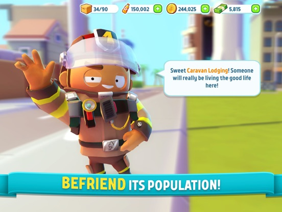 City Mania: Town Building Game screenshot
