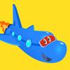 Mini Mango - Carl Super Truck: Spaceship  artwork