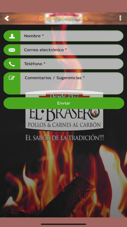 El Brasero By El Brasero Bravediaz C Ltda