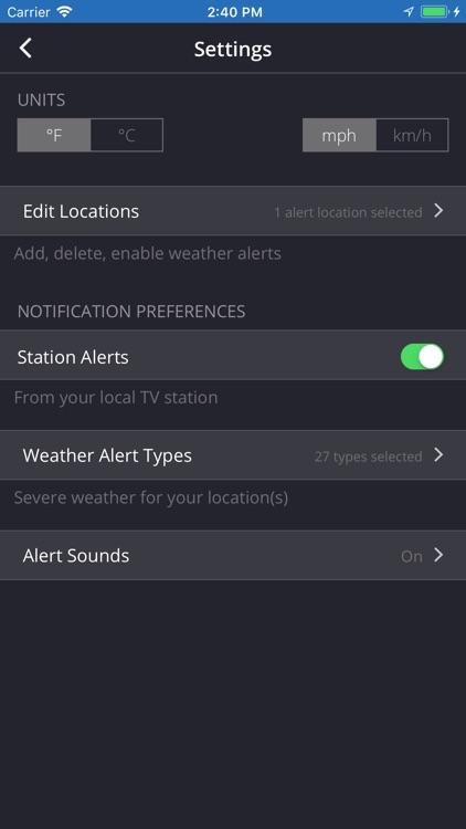 KYTX Radar screenshot-3