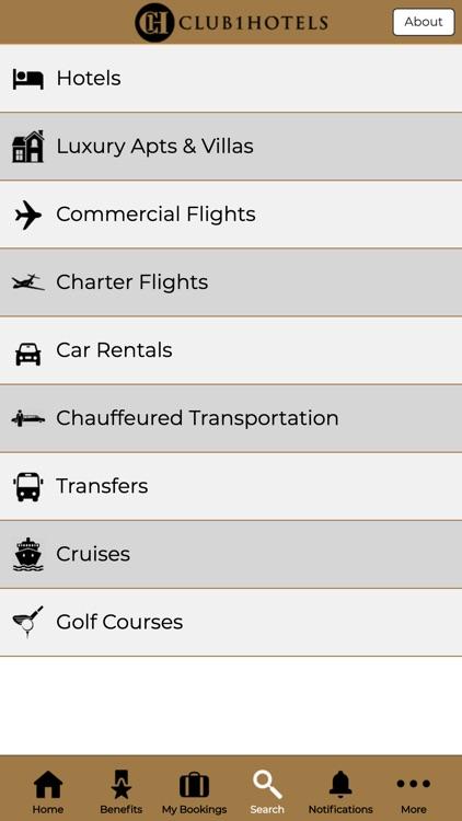 Club 1 Hotels screenshot-3