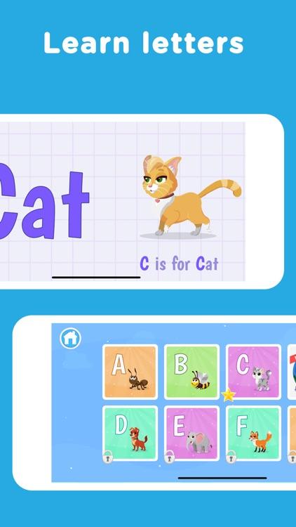 Keiki Puzzle Games for Toddler screenshot-4