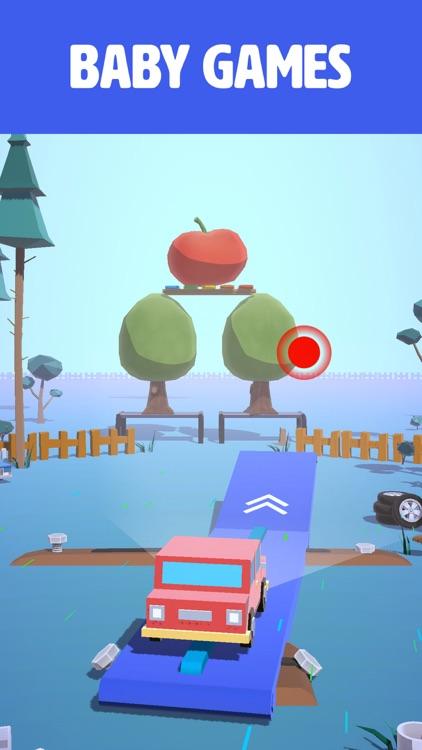Baby Car Games screenshot-3