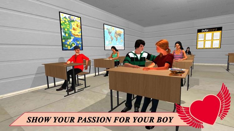 Virtual Girlfriend Dating Sim