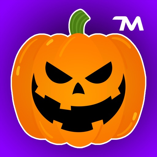 Macabre Halloween Stickers icon