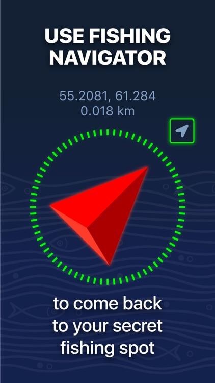 Fishing forecast app: TipTop screenshot-7