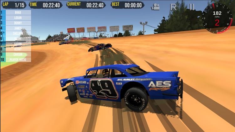Street Stock Dirt Racing - Sim screenshot-8