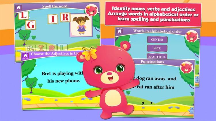 Bears Second Grade Games screenshot-3