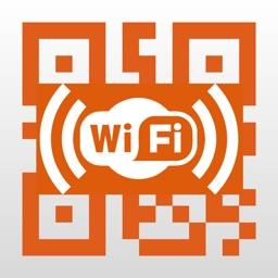 WIFI QR Maker & Scanner