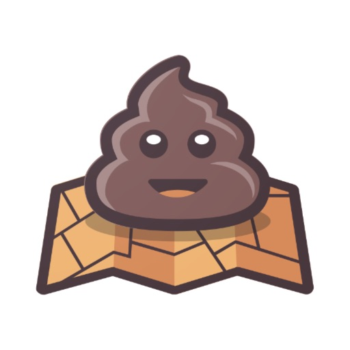 Poop Map - Pin and Track free software for iPhone and iPad