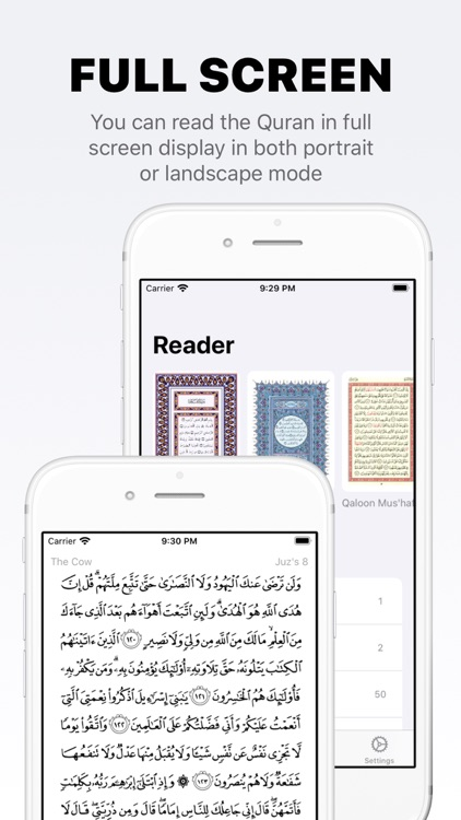 Quran Pro Muslim القرآن الكريم screenshot-5