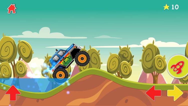 Monster Trucks for Babies Lite
