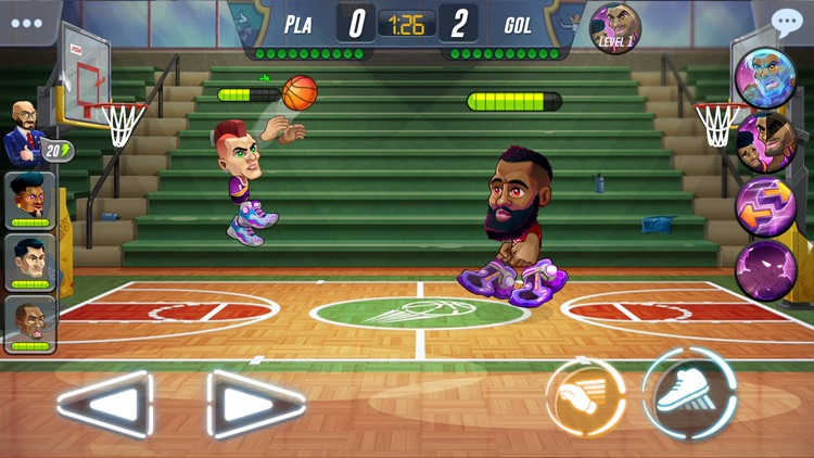 Basketball Champions screenshot-1