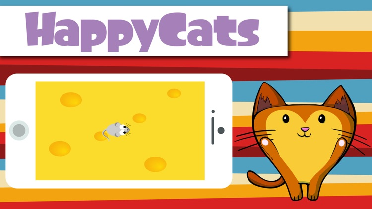 HappyCats games for Cats screenshot-0