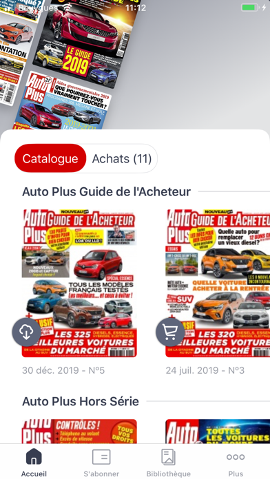 messages.download Auto Plus Magazine software
