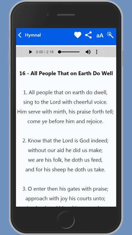 SDA Hymnal Adventist Pro screenshot-2