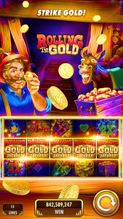 DoubleDown™- Casino Slots Game screenshot-6